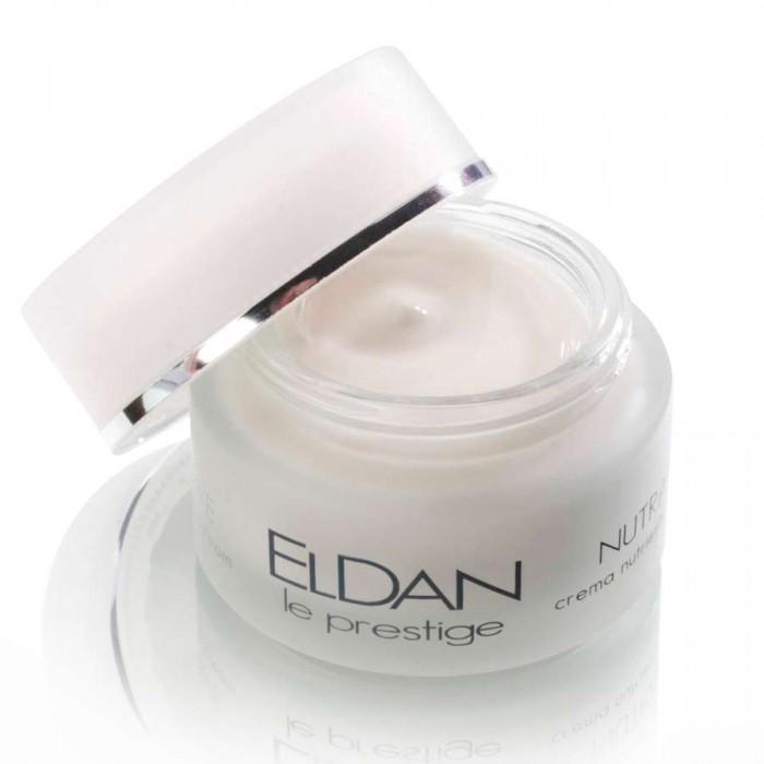 Питательный крем с рисовыми протеинами Nutriactive nourishing reparing cream Eldan cosmetics 50 мл