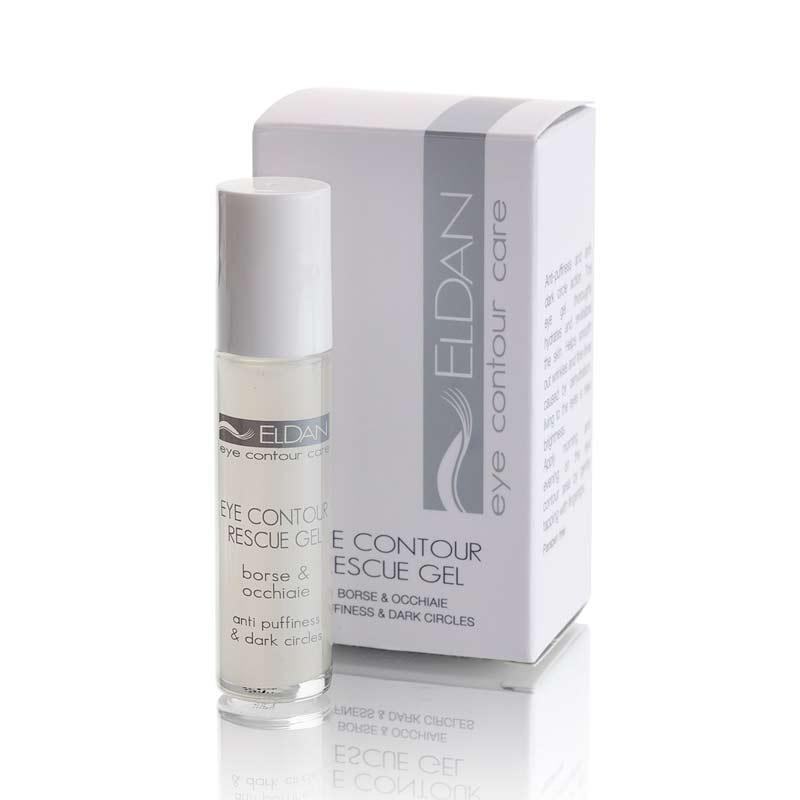Интенсивное средство SOS для глазного контура Eye contour rescue gel Eldan cosmetics 10 мл