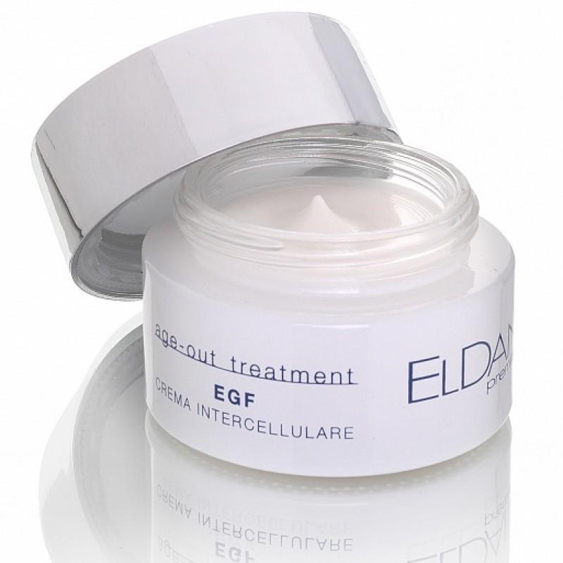 Активный регенерирующий крем EGF Premium age-out treatment ELDAN Cosmetics 50 мл
