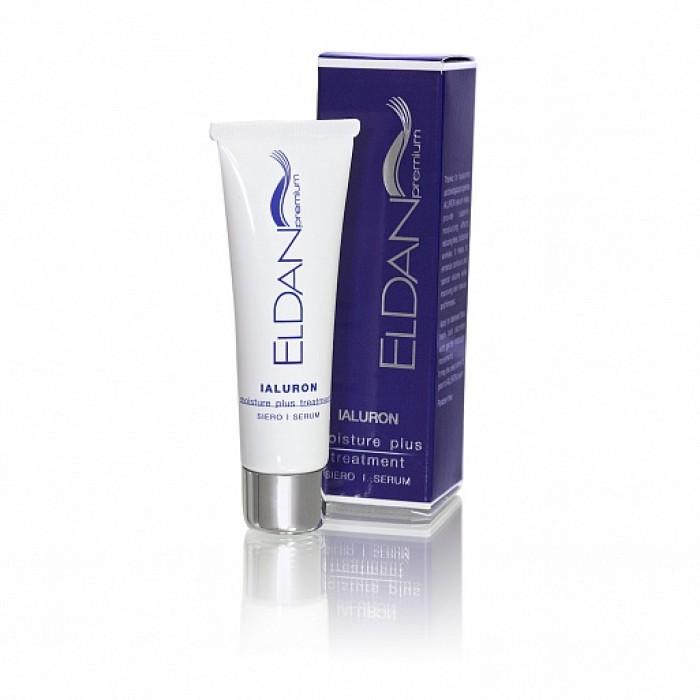 Сыворотка-флюид с гиалуроновой кислотой, Ialuron serum Eldan cosmetics, 30 мл