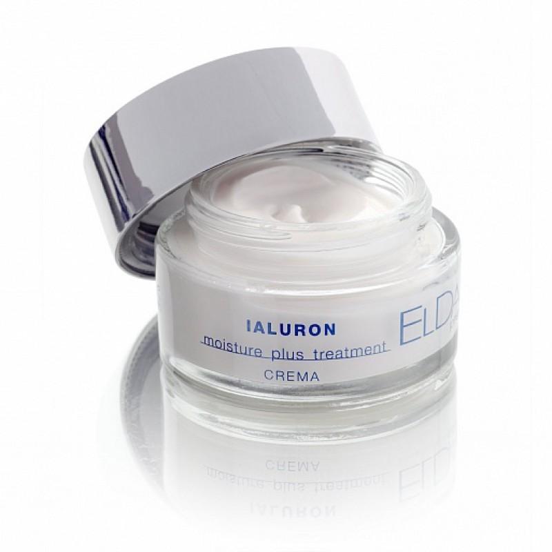 Крем 24 часа с гиалуроновой кислотой, Ialuron cream Eldan cosmetics, 50 мл