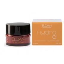 Мультивитаминный крем Гидро С, Hydro C multi-vitamin cream Eldan cosmetics, 50 мл