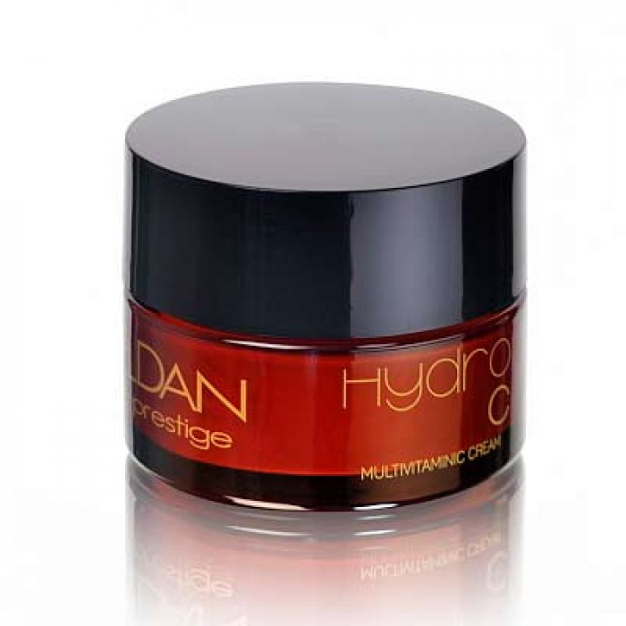 Мультивитаминный крем Гидро С Hydro C multivitaminic cream Eldan cosmetics 50 мл