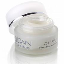 Увлажняющий крем-гель для жирной кожи, Oil free pureness base Eldan cosmetics, 50 мл