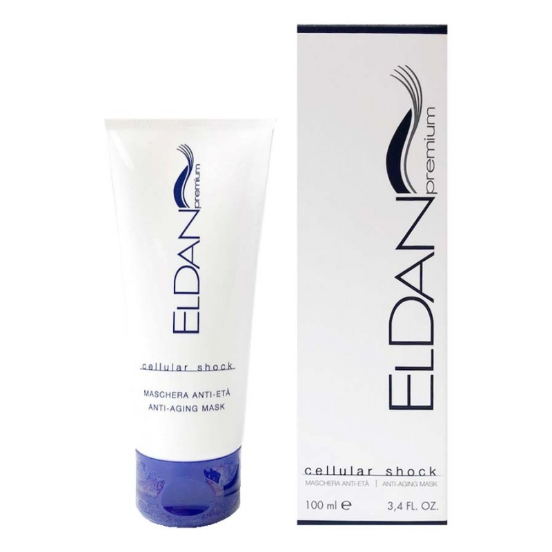 Антивозрастная маска Anti-age Premium cellular shock Eldan cosmetics 100 мл