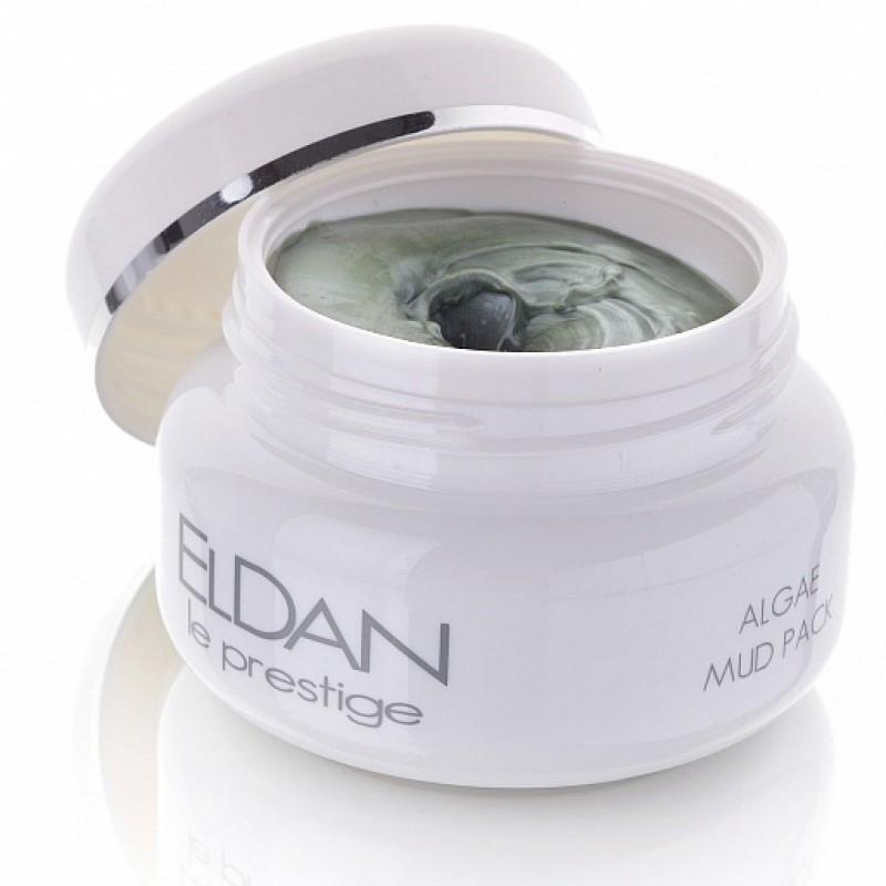 Грязевая маска с водорослями для жирной проблемной кожи, Algae mud pack Eldan cosmetics, 100 мл