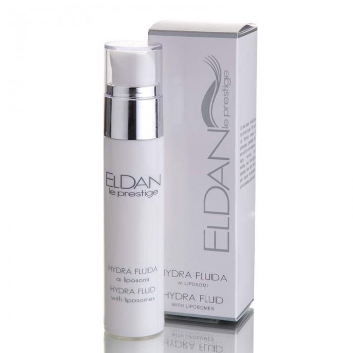 Увлажняющее средство с липосомами Hydra fluid with liposomes Eldan cosmetics 50 мл
