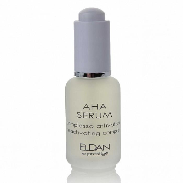 AHA сыворотка 12%, AHA serum Eldan cosmetics, 30 мл