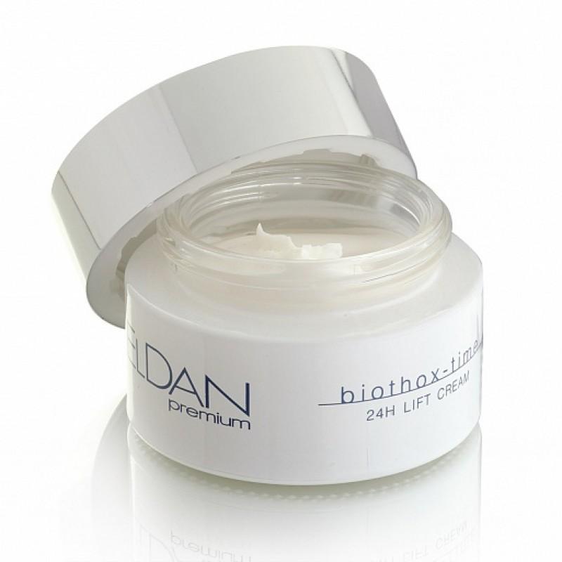 Лифтинг-крем 24 часа Premium biothox time Eldan cosmetics 50 мл