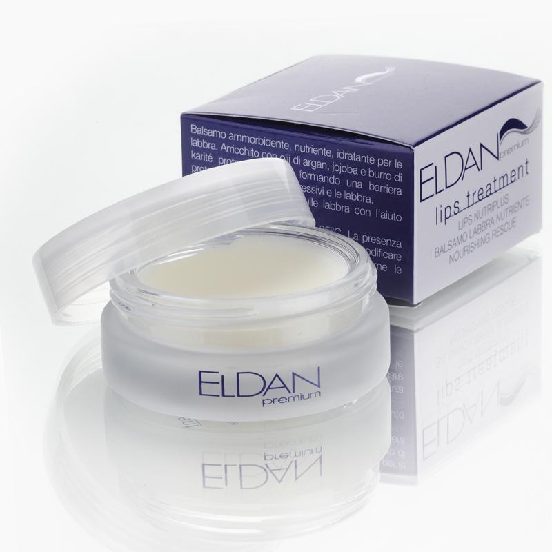 Питательный бальзам для губ Eldan cosmetics 15 мл