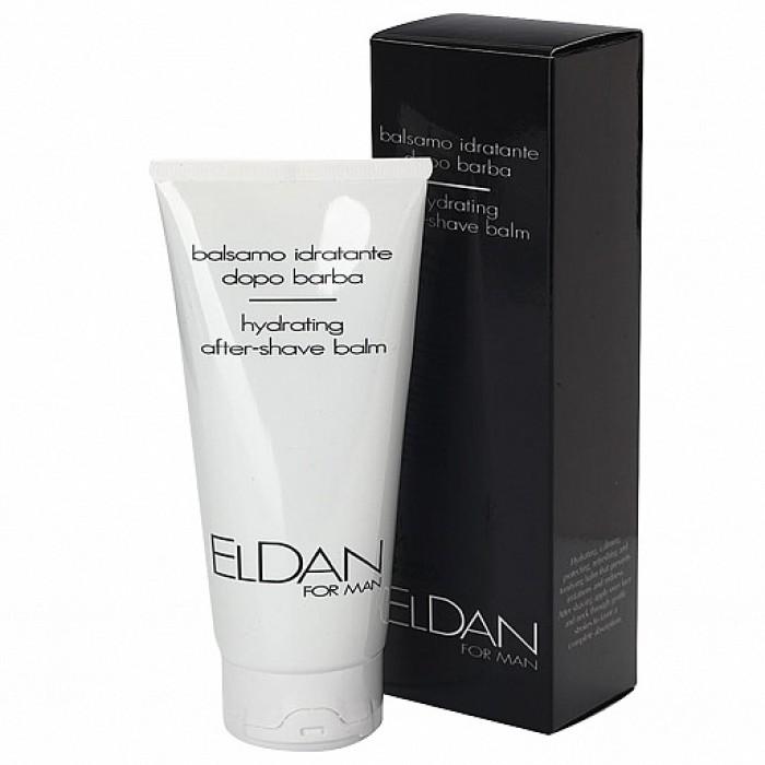 Успокаивающий лосьон после бритья FOR MAN, Hydrating after-shave balm Eldan cosmetics, 100 мл