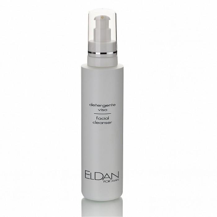 Очищающий гель для лица мужчин, Eldan cosmetics, 250 мл