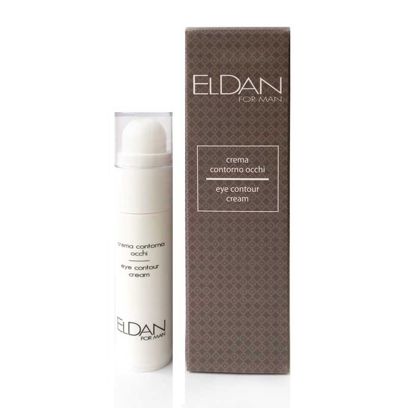 Крем вокруг глаз для мужчин, Eldan cosmetics, 30 мл