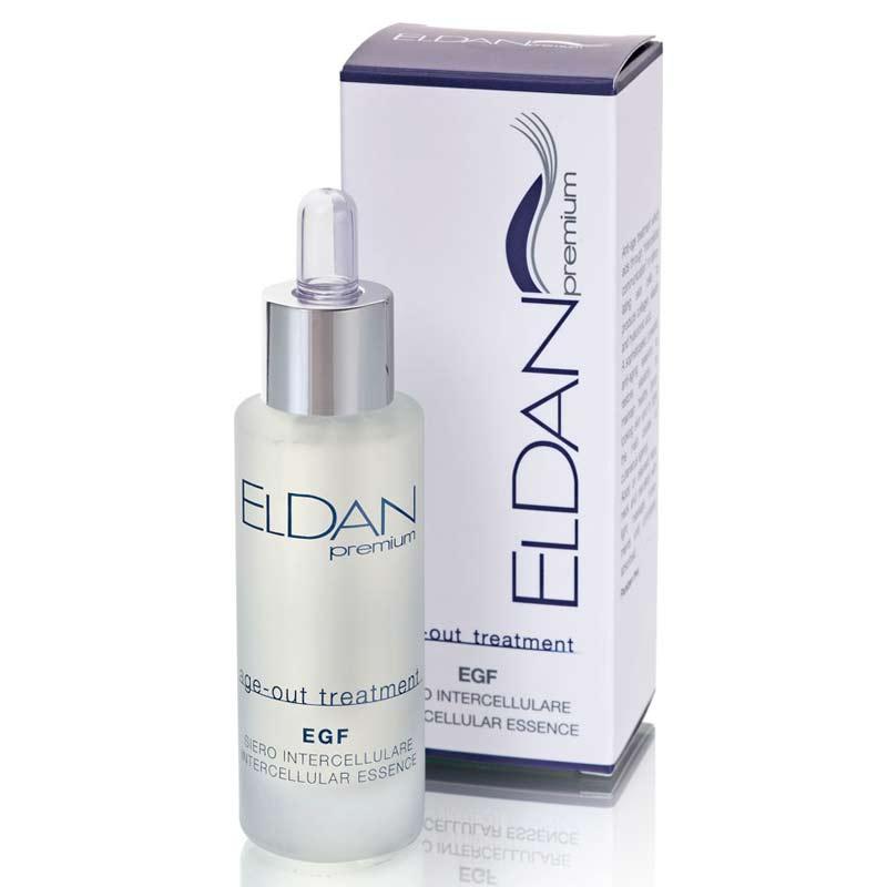 Активная регенерирующая сыворотка EGF intercellular essence ELDAN Cosmetics 30 мл