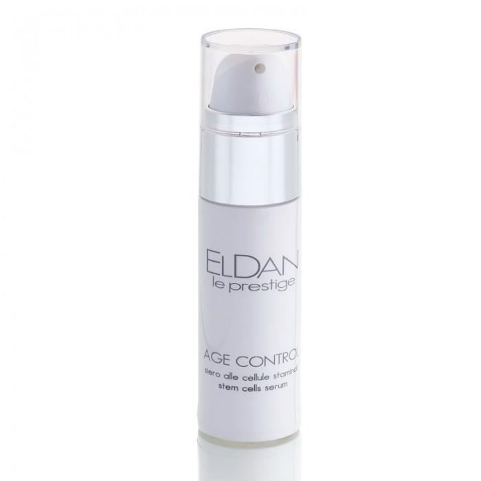 Сыворотка 24 часа Клеточная терапия Age control stem cells serum Eldan cosmetics 30 мл