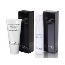 Набор Мужской крем для лица антивозрастной + Лосьон после бритья Eldan cosmetics