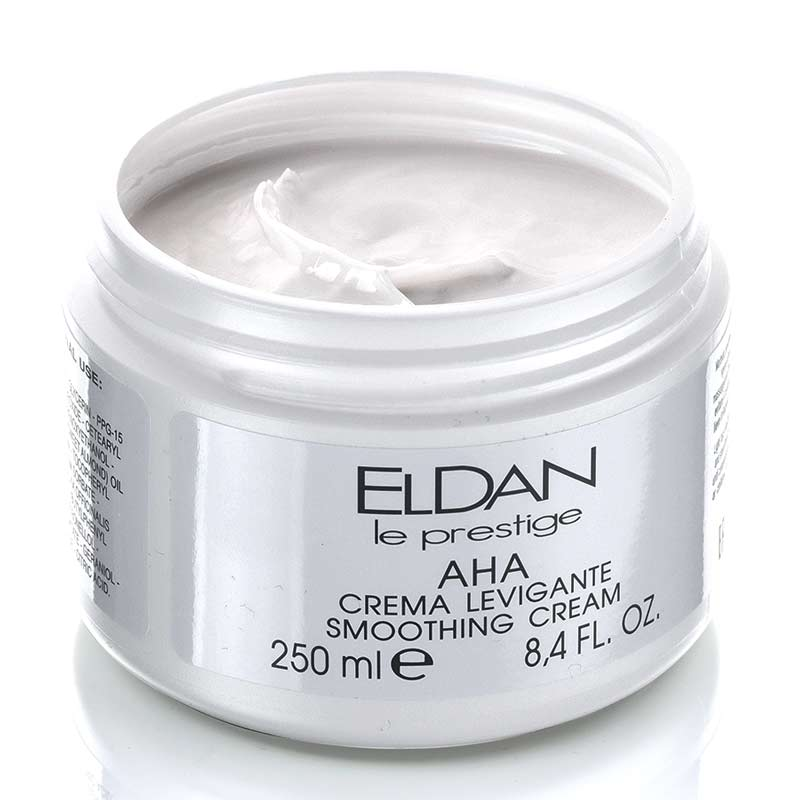 Крем AHA 8% c молочной и гликолевой кислотой Eldan cosmetics 250 мл