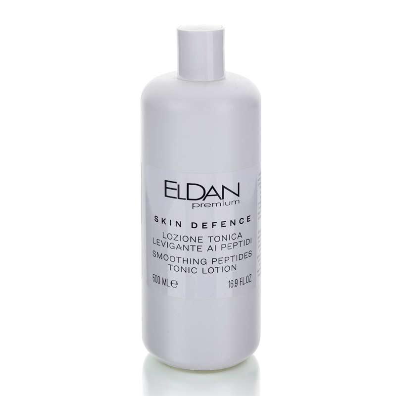 Пептидный тоник Premium PEPTO SKIN DEFENCE Eldan cosmetics 500 мл