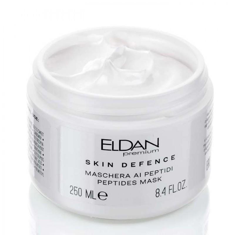 Пептидная маска Premium PEPTO SKIN DEFENCE Eldan cosmetics 250 мл