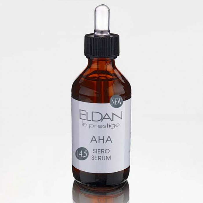 Сыворотка АНА 14,5% AHA smoothing face serum Eldan Cosmetics 100 мл