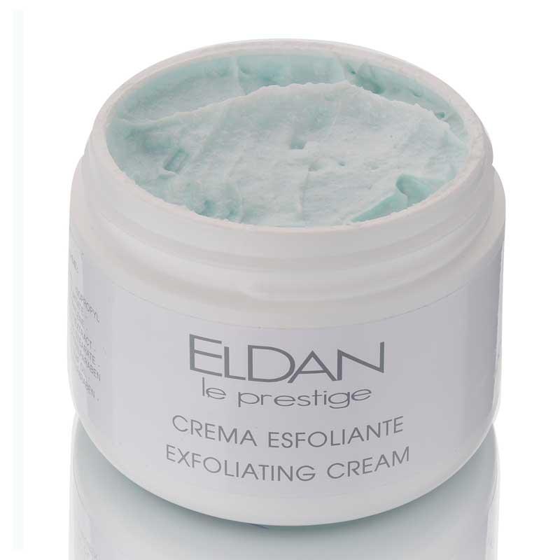 Крем-скраб для лица Exfoliating cream Eldan cosmetics 250 мл
