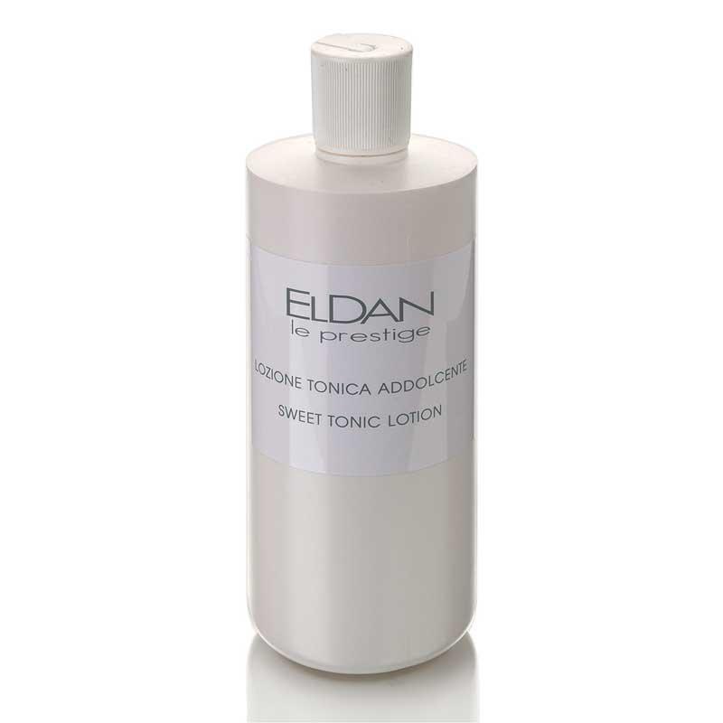 Ароматный тоник-лосьон Sweet tonic lotion Eldan cosmetics 500 мл