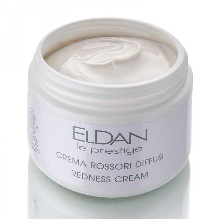 Питательный крем для кожи склонной к куперозу Redness cream Eldan cosmetics 250 мл