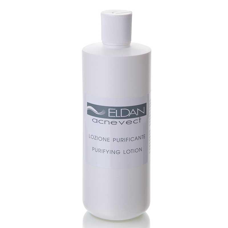 Очищающий тоник-лосьон для проблемной кожи Eldan cosmetics 500 мл