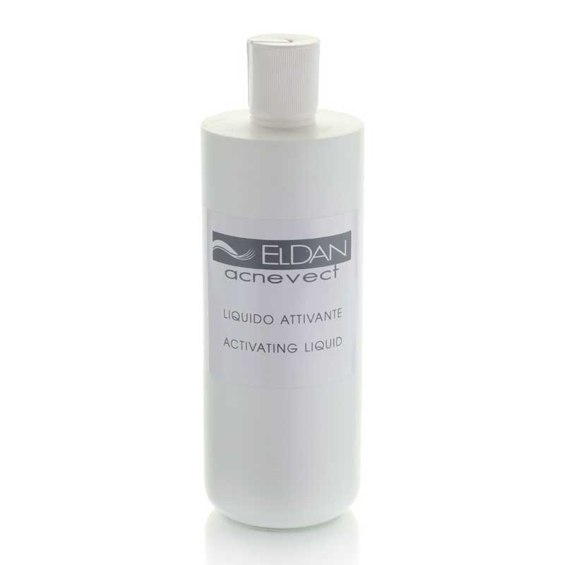 Акневект жидкость Acnevect activating liquid Eldan cosmetics 500 мл