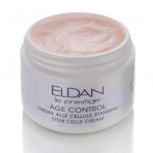 Крем 24 часа Клеточная терапия Age control stem cells cream Eldan cosmetics 250 мл