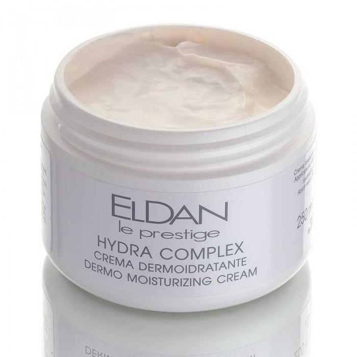 Увлажняющий крем Нежность орхидеи Hydra complex dermo moisturizing cream Eldan cosmetics 250 мл