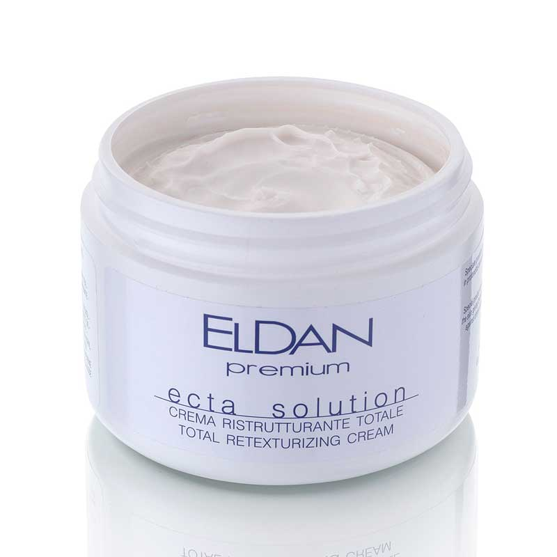 Интенсивный крем ECTA 40+ ECTA solution total retexturizing cream Eldan cosmetics 250 мл