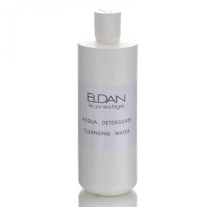 Мягкое очищающее средство на изотонической воде Cleansing water Eldan cosmetics 500 мл