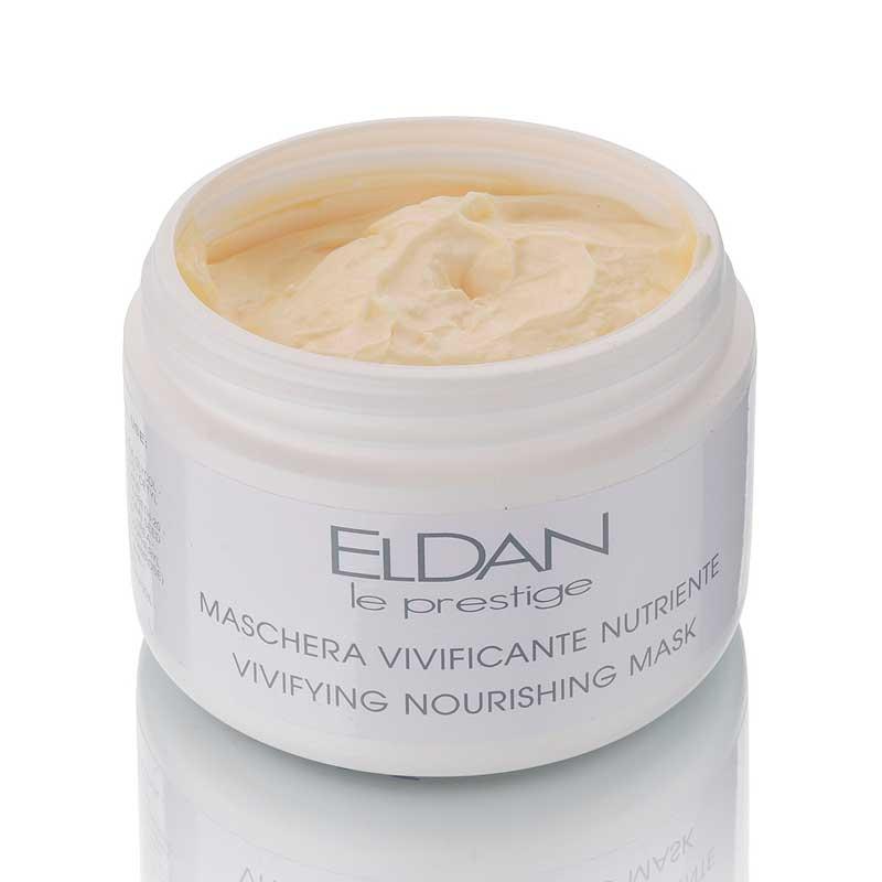 Оживляющая маска Vivifying mask Eldan cosmetics 250 мл