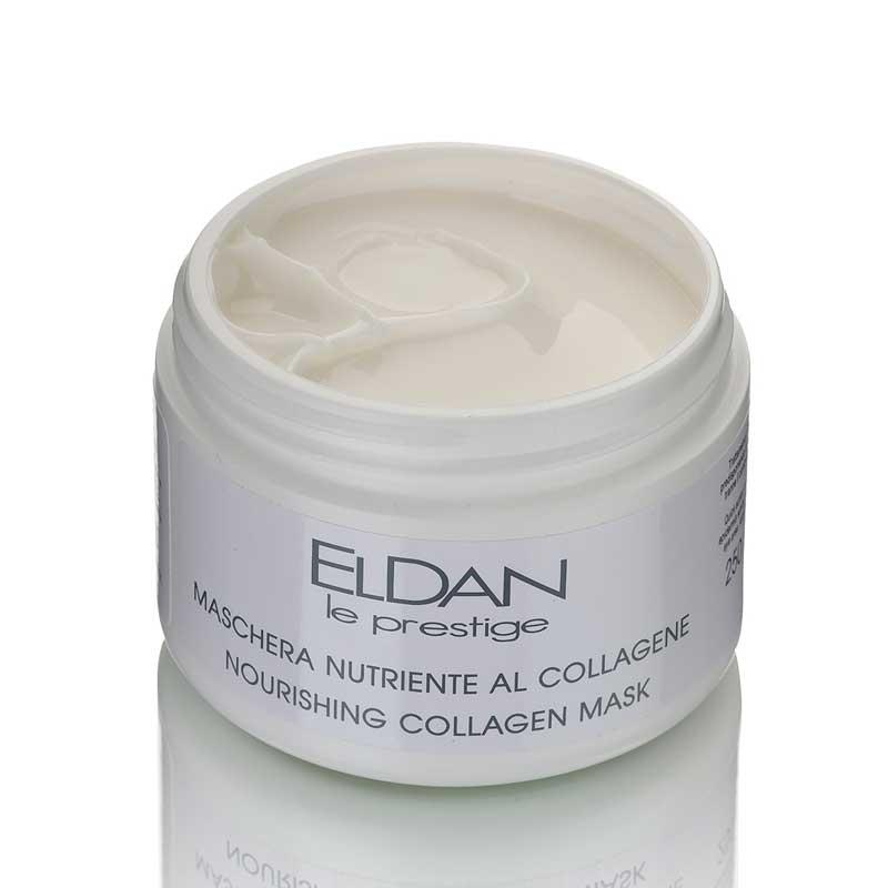 Питательная маска с коллагеном Eldan cosmetics 250 мл