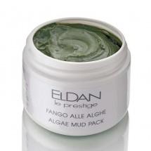 Грязевая маска с водорослями для жирной проблемной кожи Algae mud pack Eldan cosmetics 250 мл