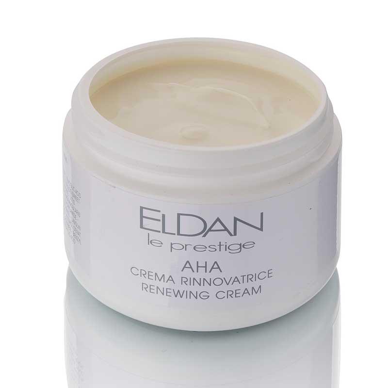 AHA обновляющий крем 6% AHA renewing cream Eldan cosmetics 250 мл