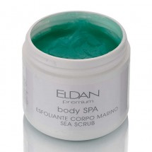 SPA-скраб для тела с морскими водорослями, Eldan cosmetics, 500 мл