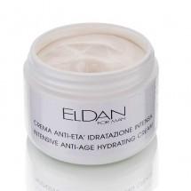 Мужской крем для лица антивозрастной Anti-age 24 часа Eldan cosmetics 250 мл
