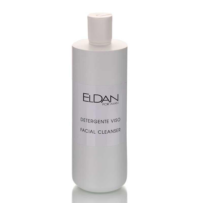 Очищающий гель для лица мужчин Eldan cosmetics 500 мл