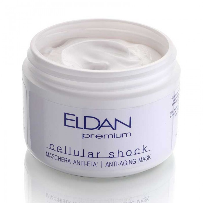 Антивозрастная маска Anti-age Premium cellular shock Eldan cosmetics 250 мл