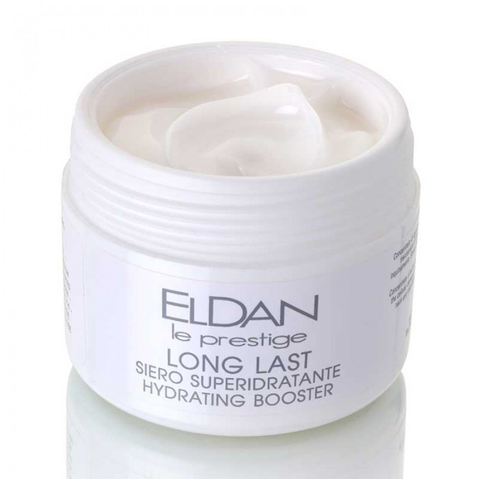 Флюид-гидробаланс с эктоином Long last hydrating booster Eldan cosmetics 100 мл